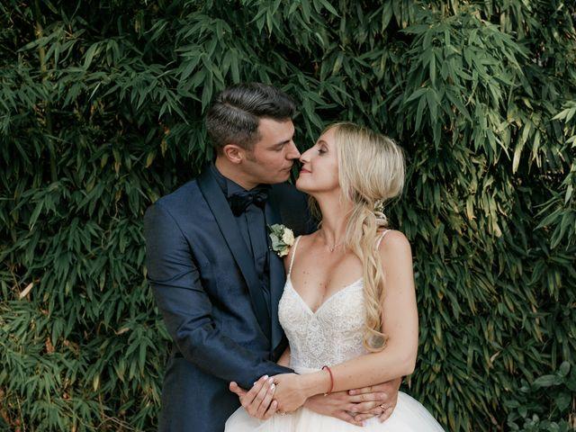 Il matrimonio di Federico e Chiara a Merone, Como 30
