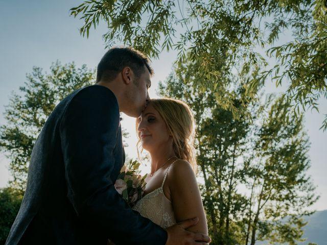 Il matrimonio di Federico e Chiara a Merone, Como 31