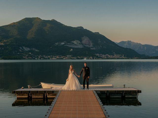 Il matrimonio di Federico e Chiara a Merone, Como 32