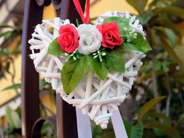 Il matrimonio di Michele e Katia a Pieve a Nievole, Pistoia 3