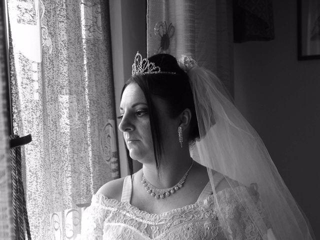 Il matrimonio di Michele e Katia a Pieve a Nievole, Pistoia 17