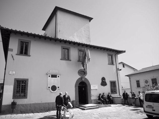 Il matrimonio di Michele e Katia a Pieve a Nievole, Pistoia 27