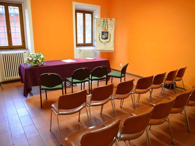 Il matrimonio di Michele e Katia a Pieve a Nievole, Pistoia 28