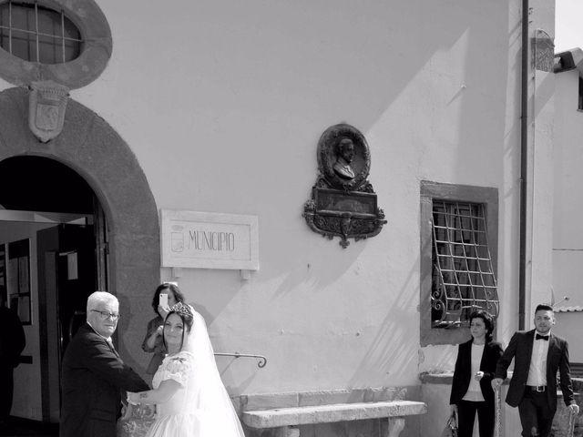 Il matrimonio di Michele e Katia a Pieve a Nievole, Pistoia 34