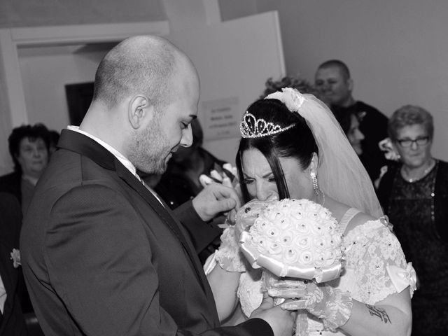 Il matrimonio di Michele e Katia a Pieve a Nievole, Pistoia 36