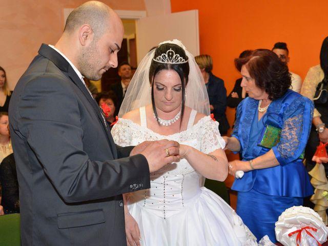 Il matrimonio di Michele e Katia a Pieve a Nievole, Pistoia 39