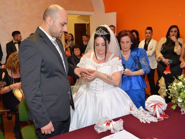 Il matrimonio di Michele e Katia a Pieve a Nievole, Pistoia 40