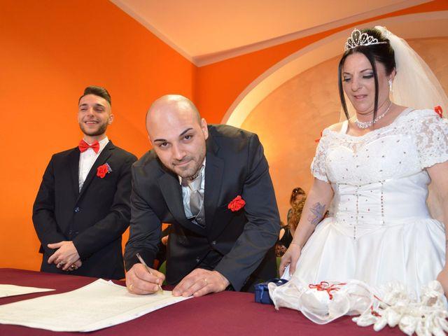 Il matrimonio di Michele e Katia a Pieve a Nievole, Pistoia 42
