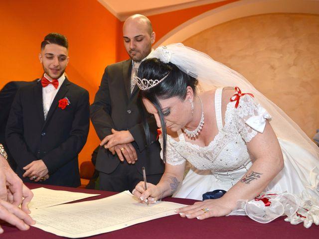 Il matrimonio di Michele e Katia a Pieve a Nievole, Pistoia 43