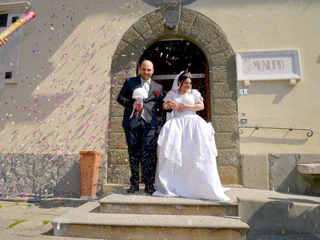 Il matrimonio di Michele e Katia a Pieve a Nievole, Pistoia 47