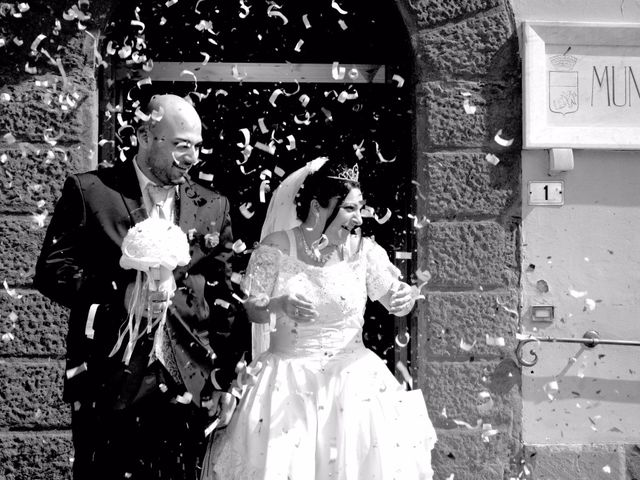 Il matrimonio di Michele e Katia a Pieve a Nievole, Pistoia 48