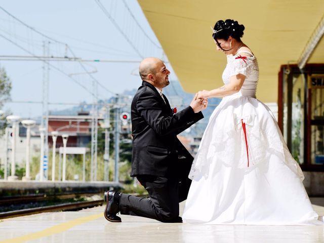 Il matrimonio di Michele e Katia a Pieve a Nievole, Pistoia 50