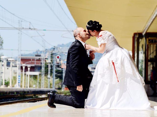 Il matrimonio di Michele e Katia a Pieve a Nievole, Pistoia 51