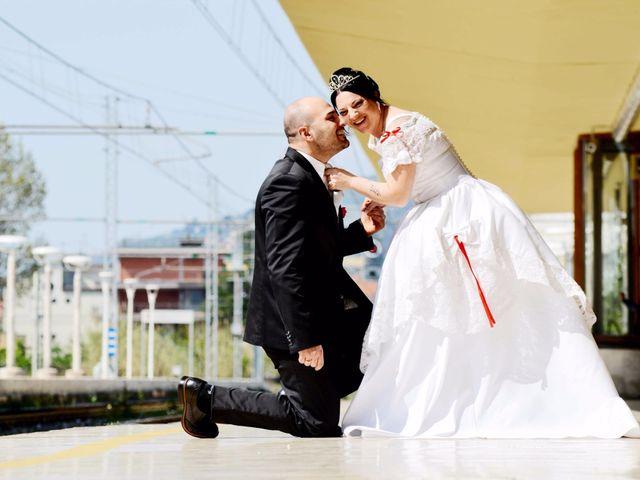 Il matrimonio di Michele e Katia a Pieve a Nievole, Pistoia 2