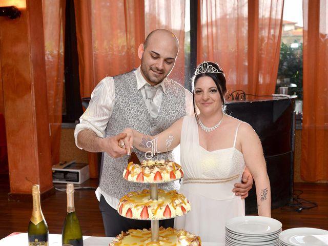 Il matrimonio di Michele e Katia a Pieve a Nievole, Pistoia 74
