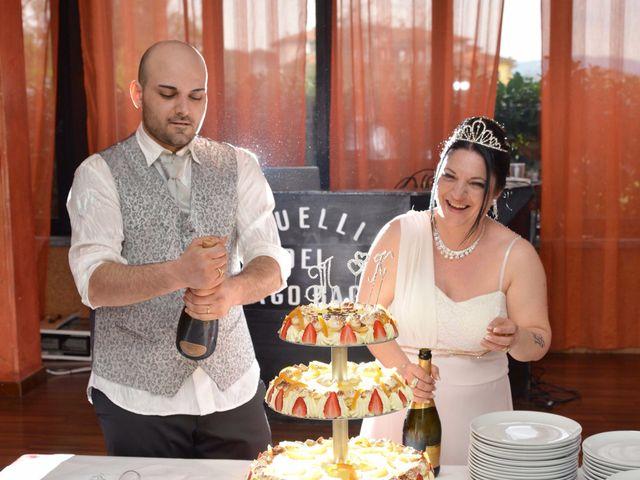 Il matrimonio di Michele e Katia a Pieve a Nievole, Pistoia 76