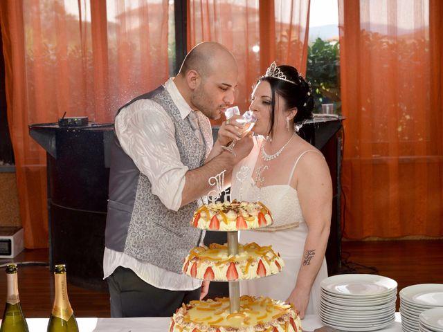 Il matrimonio di Michele e Katia a Pieve a Nievole, Pistoia 77