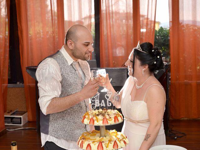Il matrimonio di Michele e Katia a Pieve a Nievole, Pistoia 78