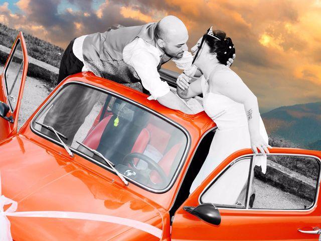 Il matrimonio di Michele e Katia a Pieve a Nievole, Pistoia 80