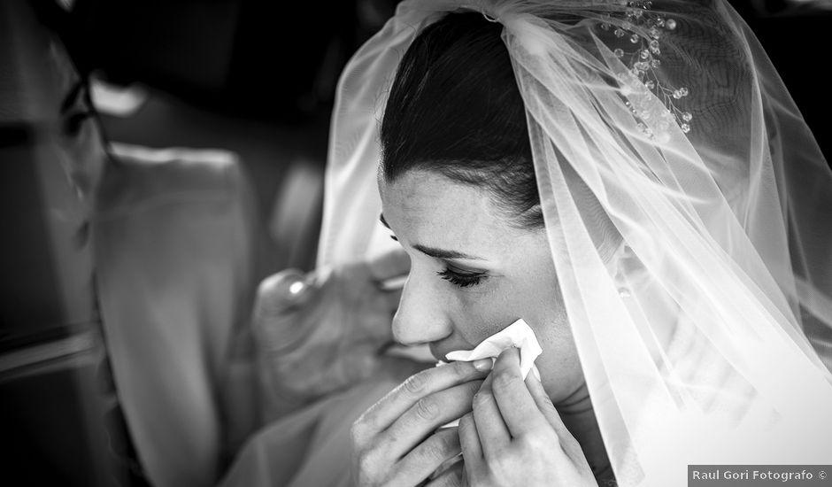 Il matrimonio di Lorenzo e Simona a Monteriggioni, Siena