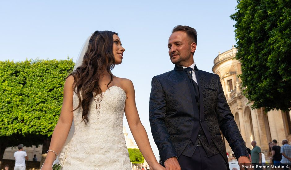 Il matrimonio di Antonio e Lorenza a Pachino, Siracusa