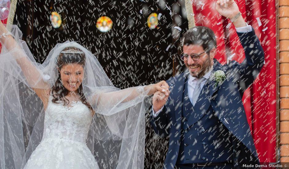 Il matrimonio di Giacomo e Jessica a Trescore Balneario, Bergamo