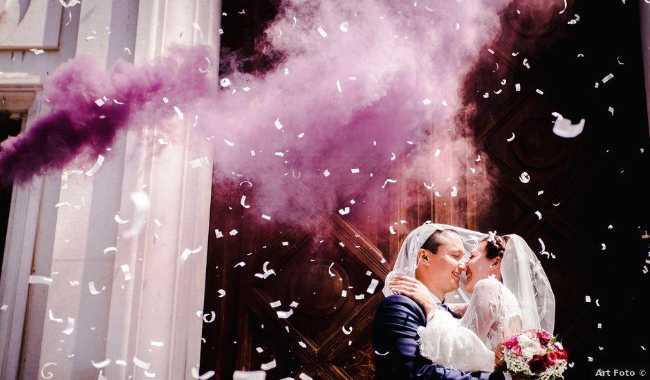 Il matrimonio di Fabio e Giulia a Venaria Reale, Torino
