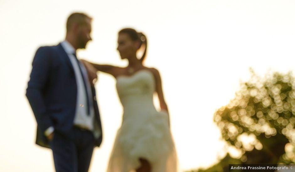 Il matrimonio di Andrea e Marzia a Caprino Bergamasco, Bergamo