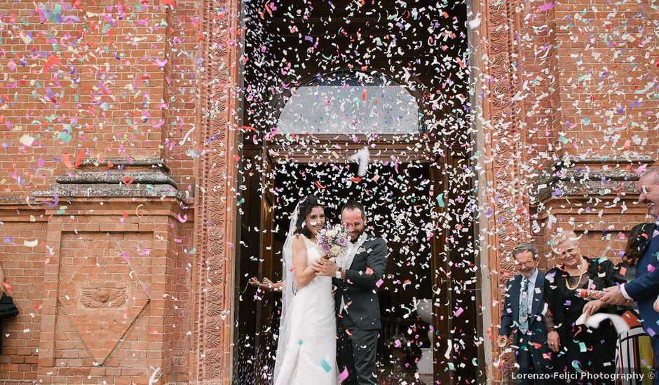 Il matrimonio di Mario e Melissa a Salvirola, Cremona