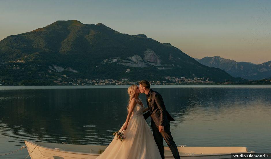 Il matrimonio di Federico e Chiara a Merone, Como