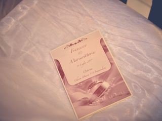 Le nozze di MariaVittoria e Francesco 2