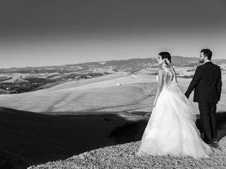Le nozze di Giorgia e Iacopo