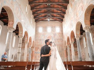 Le nozze di Stefania e Raffaele