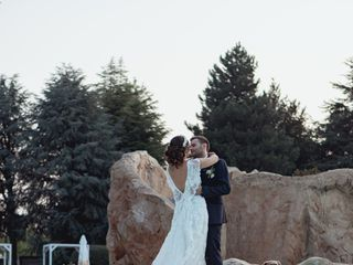 Le nozze di Francesco e Milena 2