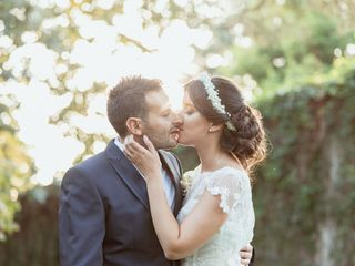 Le nozze di Francesco e Milena