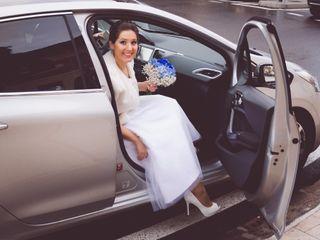 Le nozze di Ryan e Helena 1