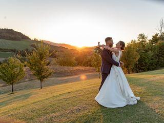 Le nozze di Claudio e Elisa