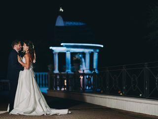 Le nozze di Raluca e Mattia