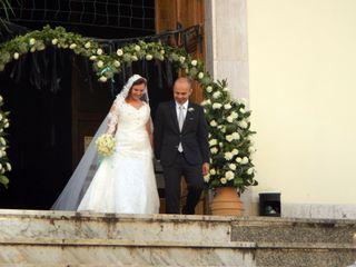 Le nozze di Marialuisa e Luca