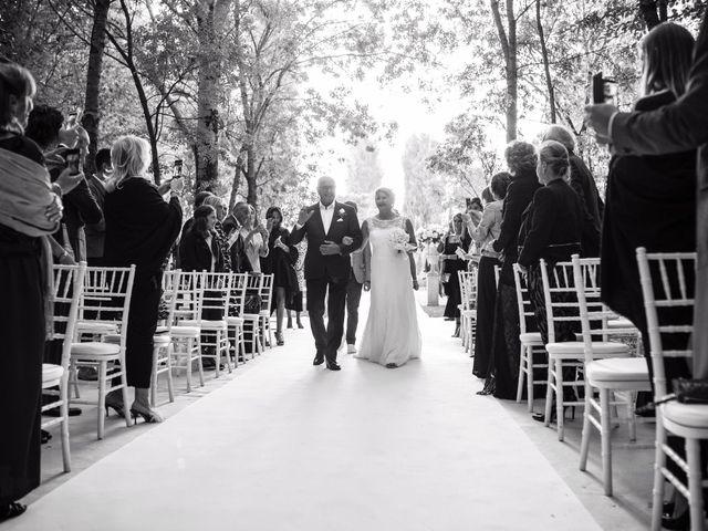 Il matrimonio di Davide e Anna a Medole, Mantova 21