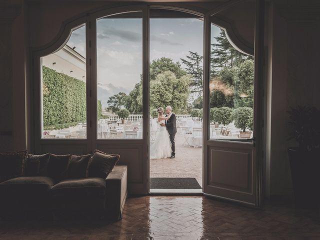 Il matrimonio di Paolo e Sara a Roma, Roma 1