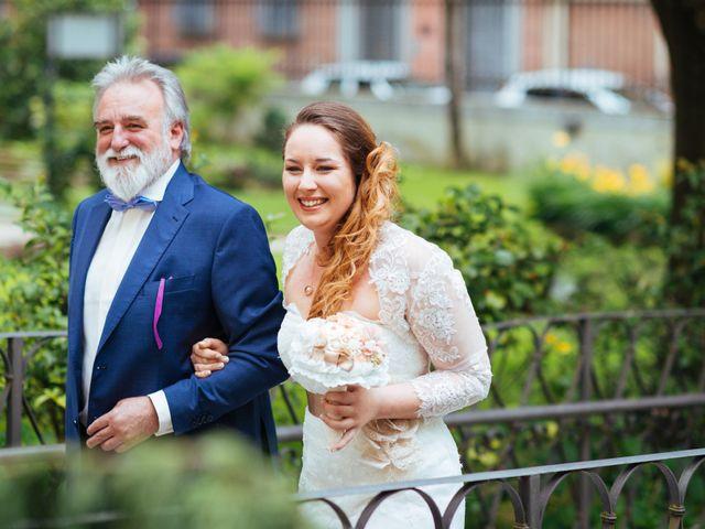 Il matrimonio di Daniele e Elisa a Alessandria, Alessandria 16