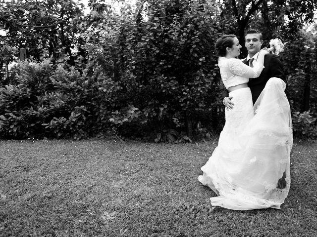 Il matrimonio di Daniele e Elisa a Alessandria, Alessandria 47