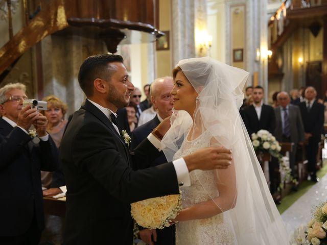 Il matrimonio di Laura e Giovanni a Castel Campagnano, Caserta 1