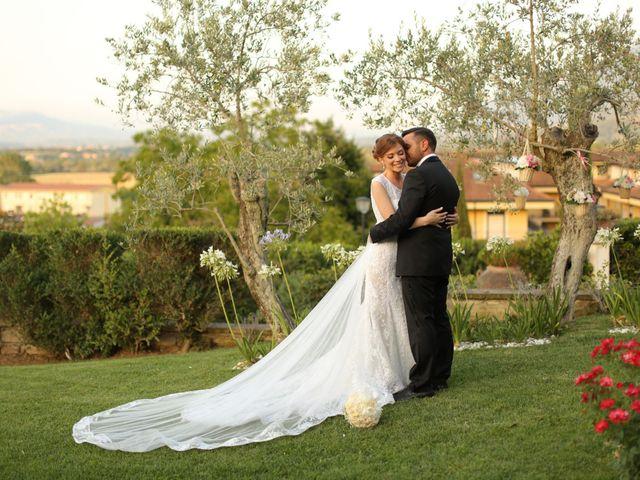 Il matrimonio di Laura e Giovanni a Castel Campagnano, Caserta 2