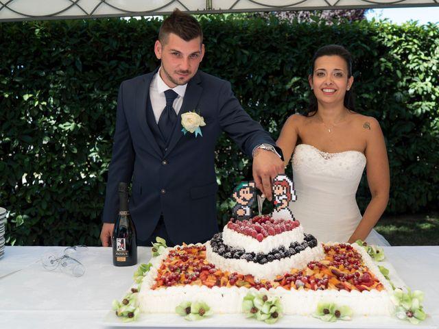 Le nozze di Alice e Roberto
