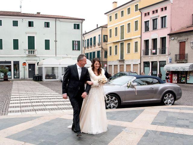 Il matrimonio di Nicola e Martina a Chioggia, Venezia 1