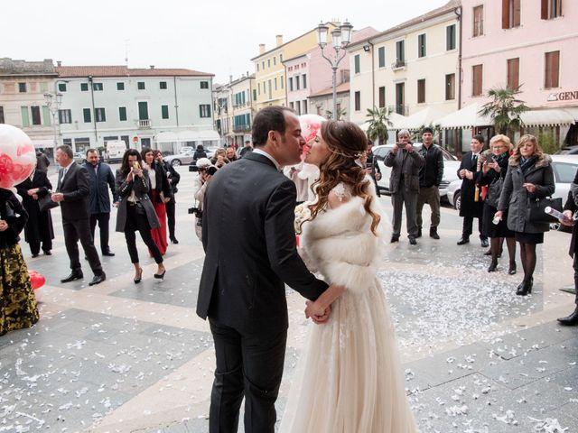 Il matrimonio di Nicola e Martina a Chioggia, Venezia 8