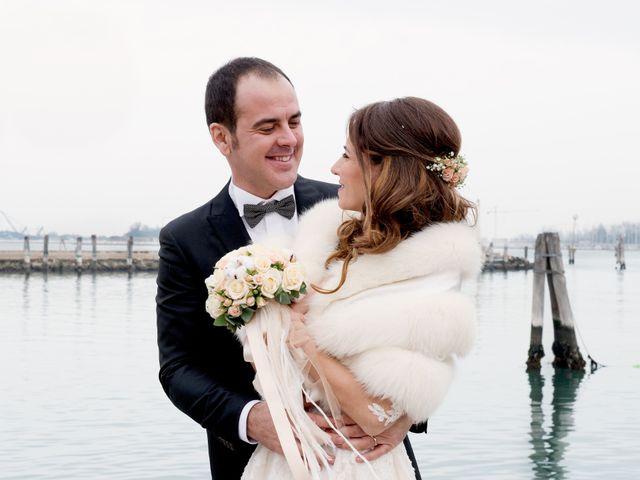 Il matrimonio di Nicola e Martina a Chioggia, Venezia 16