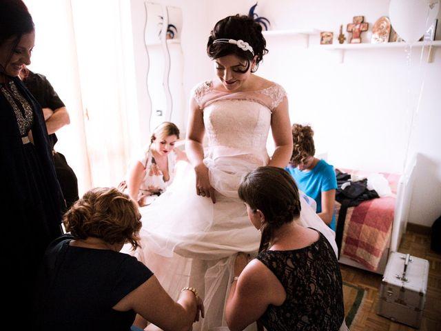 Il matrimonio di Cristian e Martina a Bobbio, Piacenza 4